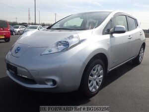 Used 2014 NISSAN LEAF BG163256 for Sale