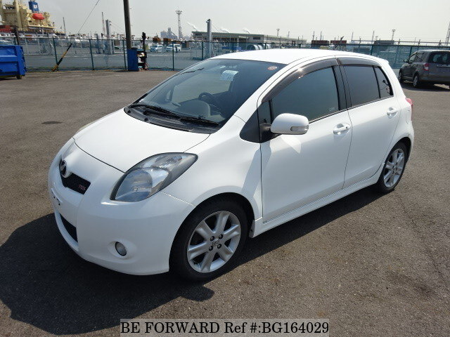 Used 2008 TOYOTA VITZ RS/DBA-NCP91 for Sale BG164029 - BE FORWARD