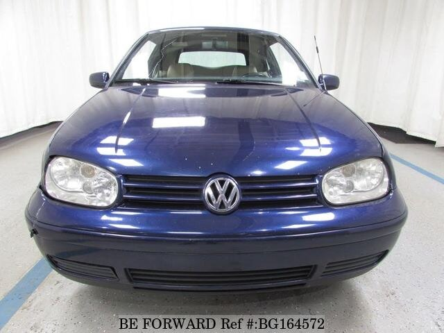 used 2002 volkswagen cabrio/4cyl for sale bg164572 - be forward