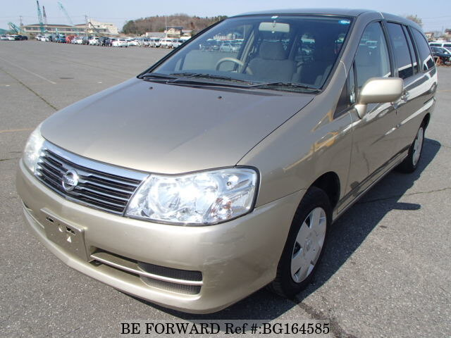 Used 2004 NISSAN LIBERTY BG164585 for Sale