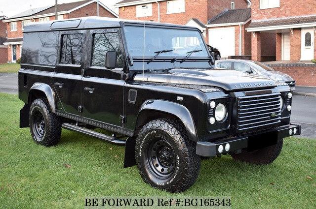 Used 2010 Land Rover Defender Manual Diesel For Sale Bg165343 Be