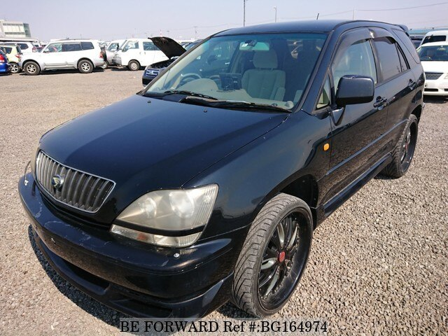 Used 2000 TOYOTA HARRIER BG164974 for Sale