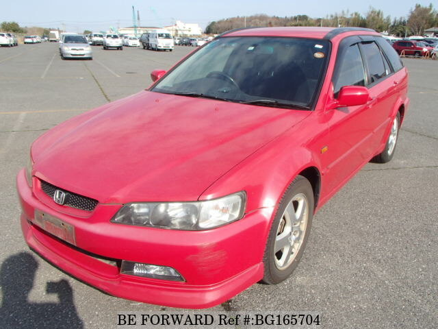 Used 2000 HONDA ACCORD WAGON BG165704 for Sale