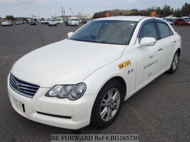 Used 2009 TOYOTA MARK X BG165730 for Sale