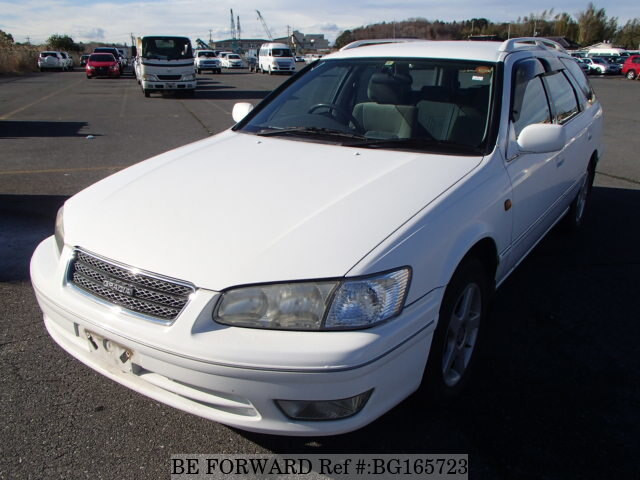 Used 2000 TOYOTA CAMRY GRACIA BG165723 for Sale
