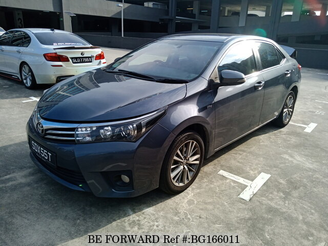 2014 Toyota Corolla For Sale >> Used 2014 Toyota Corolla Altis Sdx55t For Sale Bg166011 Be