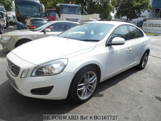 Used 2012 VOLVO S60 S60 T4 1.6 AT ABS D/AB 2WD TC/S60 For