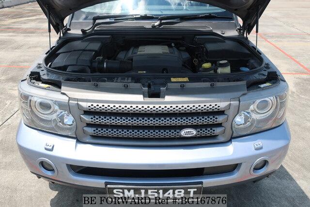 Used 2009 Land Rover Range Rover Sport V8 Sport For Sale