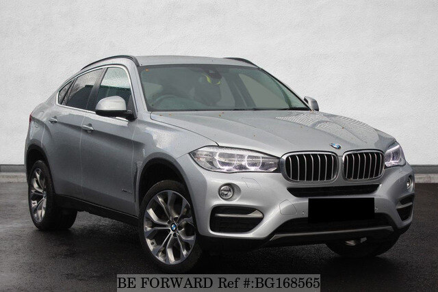 Used 2015 BMW X6 BG168565 for Sale