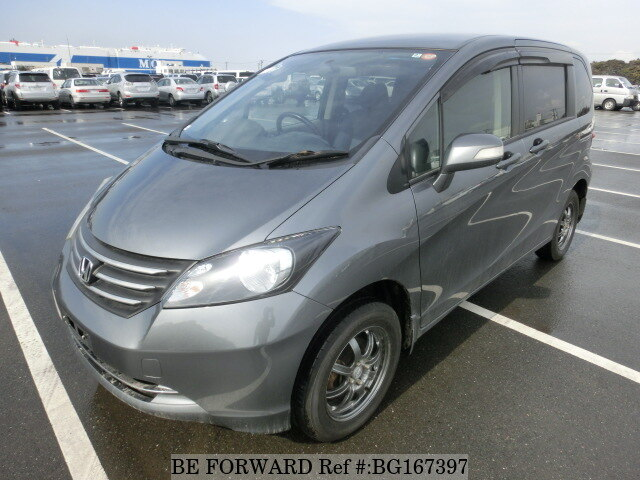 Used 2010 HONDA FREED BG167397 for Sale