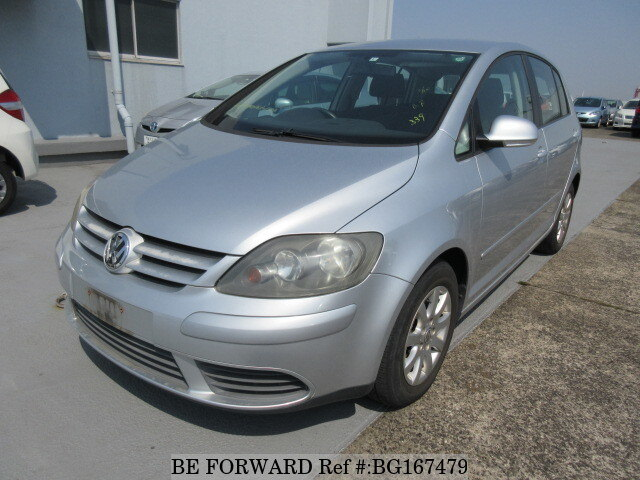 Used 2005 VOLKSWAGEN GOLF PLUS BG167479 for Sale