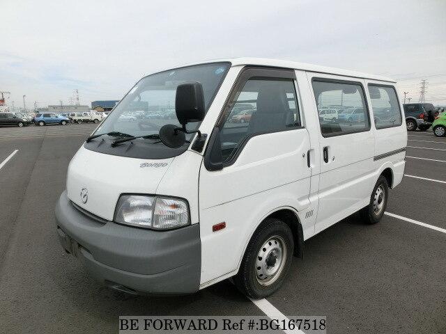 Used 2011 MAZDA BONGO VAN DX/ABF-SKP2V for Sale BG167518 ...