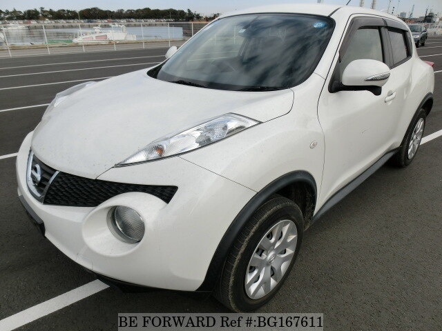 Used 2012 NISSAN JUKE BG167611 for Sale