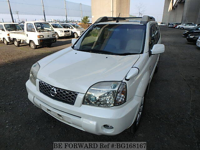 Used 2003 NISSAN X-TRAIL BG168167 for Sale