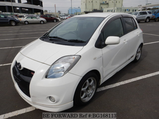 Used 2005 TOYOTA VITZ RS/DBA-NCP91 for Sale BG168113 - BE FORWARD