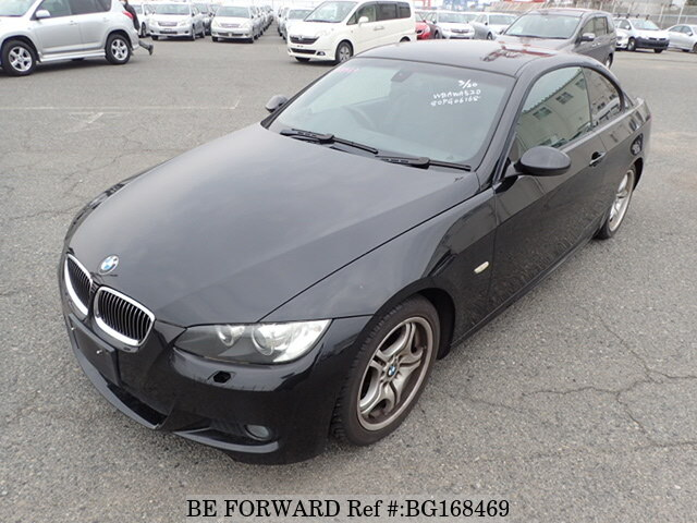Used 2008 BMW 3 SERIES BG168469 for Sale