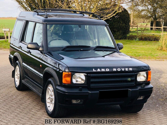 Used 2001 Land Rover Discovery Automatic Diesel For Sale Bg169298