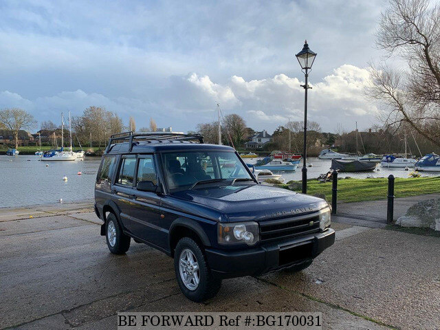 Amazing Used 2004 Land Rover Discovery Manual Diesel For Sale Bg170031 Be Wiring Database Rimengelartorg
