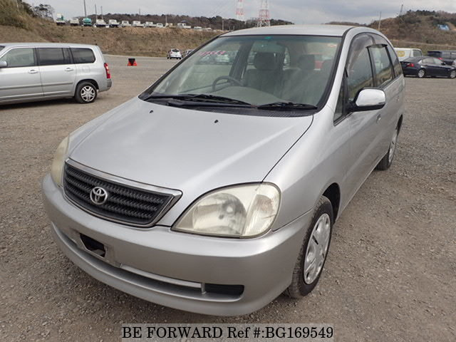 Used 2002 TOYOTA NADIA BG169549 for Sale
