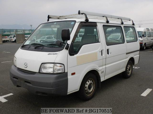 Used 2013 MAZDA BONGO VAN DX/ABF-SKP2V for Sale BG170515 ...