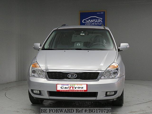 Used 2010 KIA CARNIVAL BG170720 for Sale