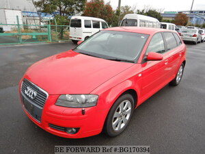 Used 2006 AUDI A3 BG170394 for Sale