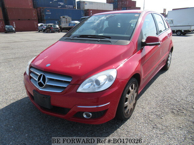 Used 2010 MERCEDES-BENZ B-CLASS BG170326 for Sale