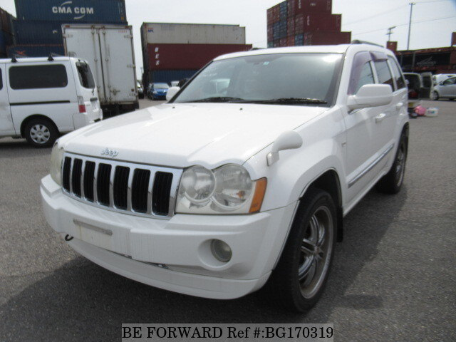 Used 2005 JEEP GRAND CHEROKEE BG170319 for Sale