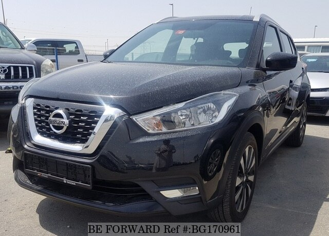 Used 2017 NISSAN KIX BG170961 for Sale