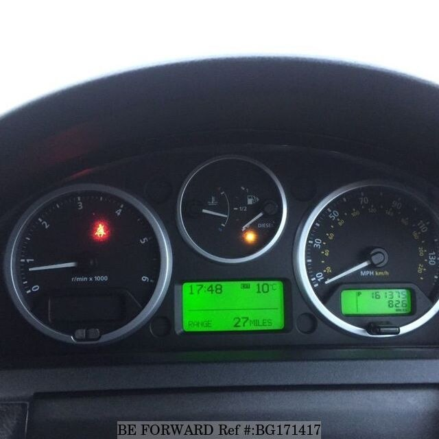 Used 2008 LAND ROVER DISCOVERY 3 AUTOMATIC DIESEL For Sale