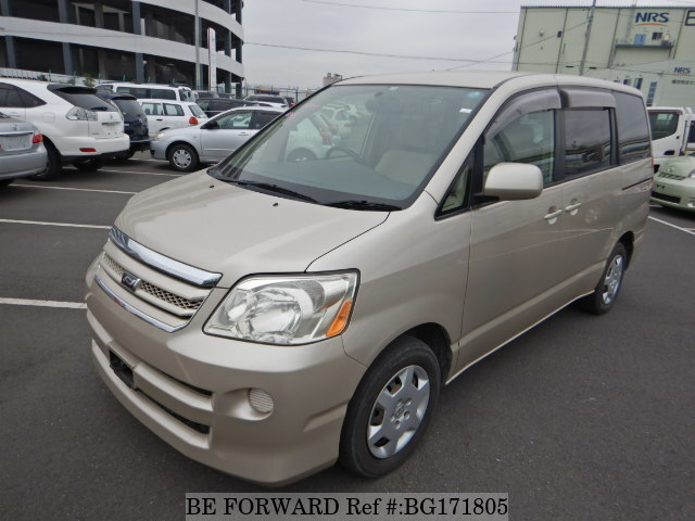 Used 2005 TOYOTA NOAH BG171805 for Sale