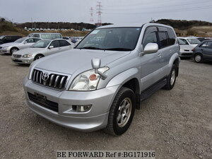 Used 2003 TOYOTA LAND CRUISER PRADO BG171916 for Sale