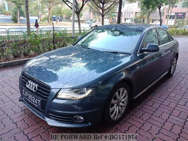 Used 2009 AUDI A4 SJP9524T/S-LINE for Sale BG171974 - BE FORWARD
