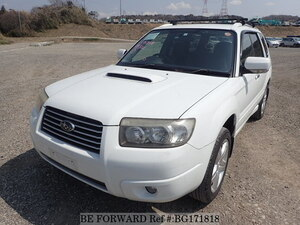Used 2006 SUBARU FORESTER BG171818 for Sale