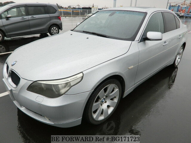 Used 2004 BMW 5 SERIES BG171723 for Sale