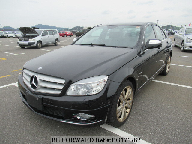 Used 2008 MERCEDES-BENZ C-CLASS BG171782 for Sale