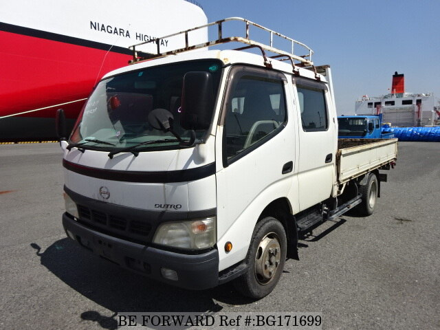 Used 2005 HINO DUTRO BG171699 for Sale