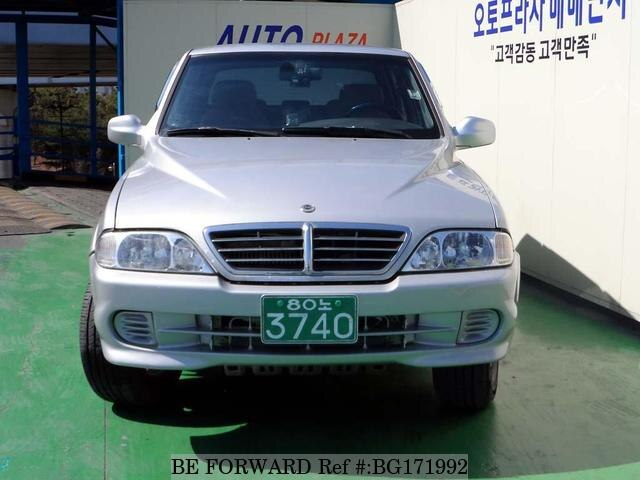 Used 2005 SSANGYONG MUSSO BG171992 for Sale
