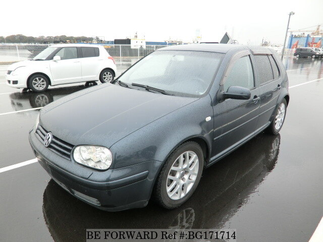 Used 2003 VOLKSWAGEN GOLF BG171714 for Sale