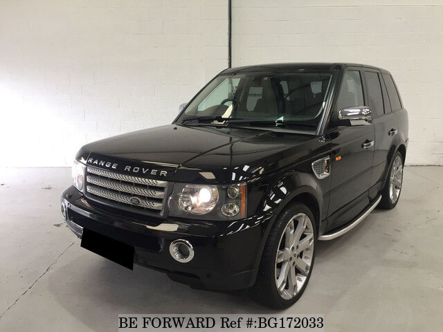 Land Rover Sport >> Used 2007 Land Rover Range Rover Sport Automatic Diesel For Sale