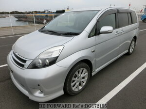 Used 2012 TOYOTA ISIS BG172155 for Sale