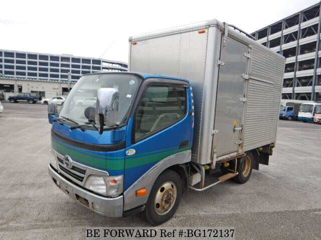 Used 2011 HINO DUTRO BG172137 for Sale