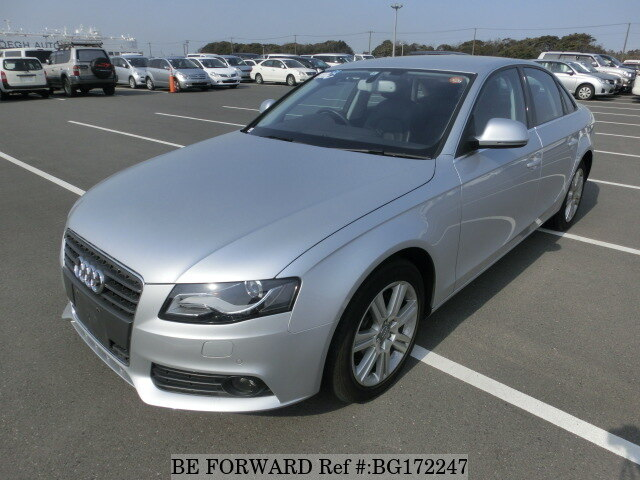 Used 2008 AUDI A4 BG172247 for Sale