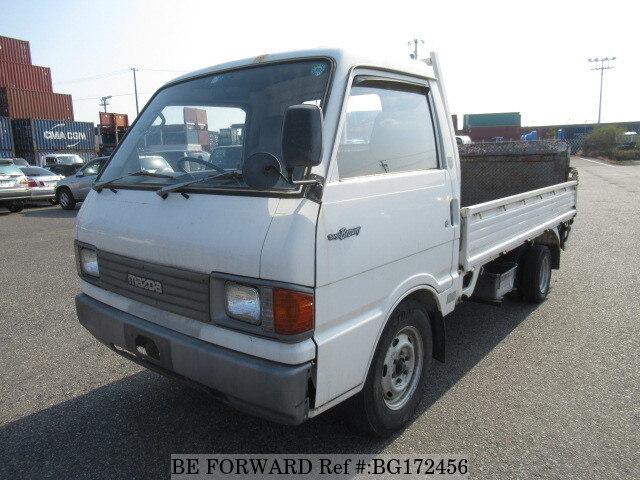 Used 1990 MAZDA BONGO BRAWNY TRUCK/M-SDEAT for Sale ...