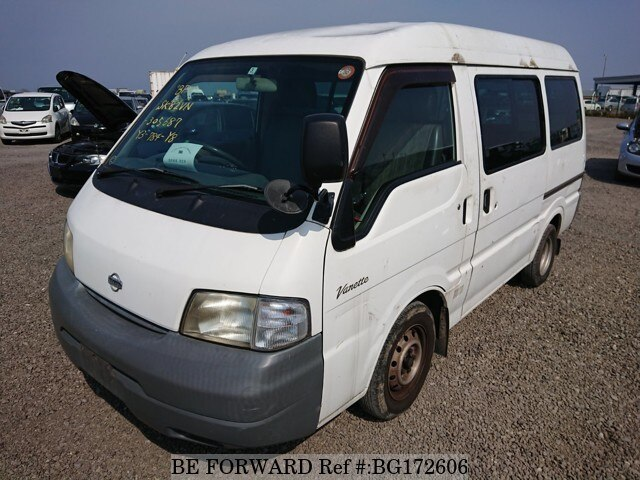Used 2003 NISSAN VANETTE VAN BG172606 for Sale