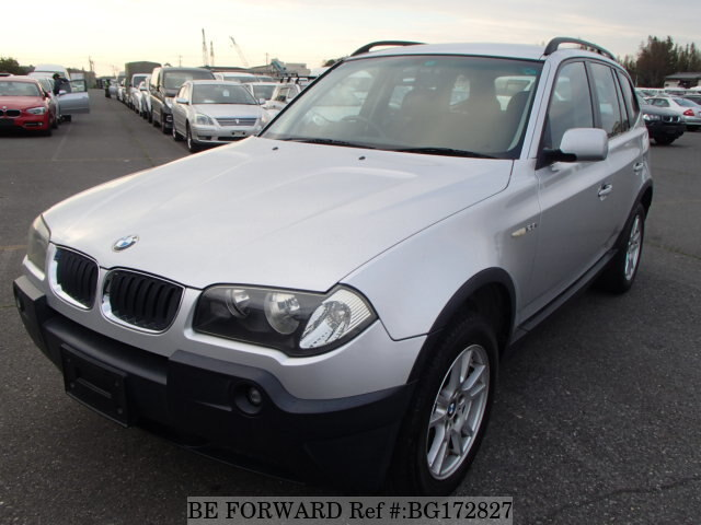 Used 2006 BMW X3 BG172827 for Sale