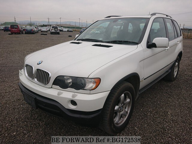 Used 2002 BMW X5 BG172538 for Sale