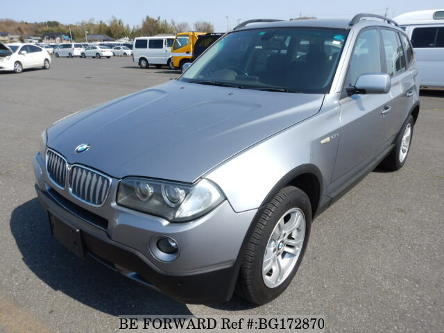 Used 2007 BMW X3 BG172870 for Sale