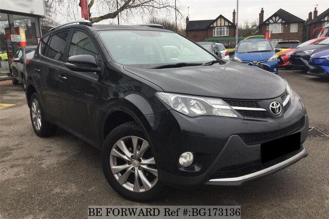 Used 2017 Toyota Rav4 Bg173136 For