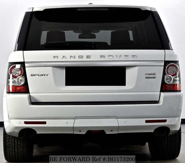 2012 LAND ROVER RANGE ROVER SPORT AUTOMATIC DIESEL D